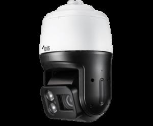 IDIS presenteert PTZ Dome LightMaster