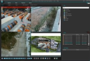 Perimeter Video Analytics DAVANTIS van IDIS