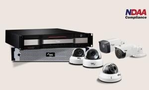 IDIS levert eerste NDAA Compliant producten