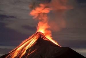 Videosysteem IDIS waakt over Volcan de Fuego in Guatemala