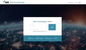 IDIS Cloud Manager biedt uitkijken camerabeelden onderweg en beheer op afstand