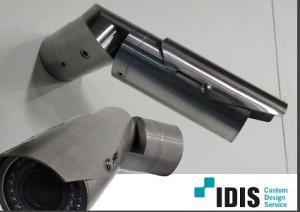 IDIS toont volledig aanbod voor videobewaking tijdens SecurityLIVE