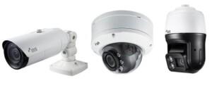 IDIS Lightmaster cameraserie voor videobewaking bij weinig licht