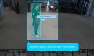 Contactonderzoek met IDIS Person Match technologie