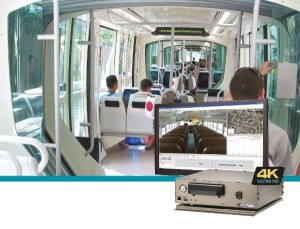 Robuuste productlijn voor transportsector van IDIS
