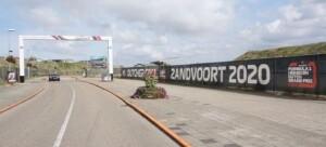 Circuit Zandvoort op pole position door implementatie IDIS Solution Suite VMS