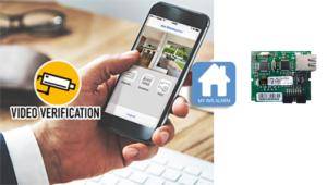 MY AVS ALARM app uitgebreid met videoverificatie