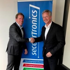 Seceurtronics wordt certified partner van Keyprocessor