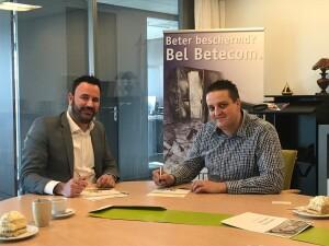 Betecom Beveiliging Certified Gold Partner van Keyprocessor