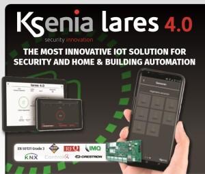 Agenda: Ksenia Lares 4.0 Experience