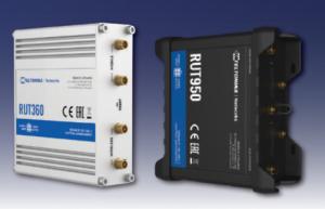 Lobeco levert RUT-serie routers van Teltonika Networks