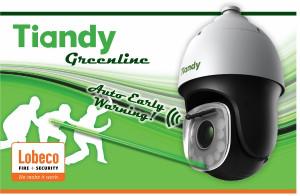Tiandy IP video voor professionals bij Lobeco op SecurityLIVE 2018