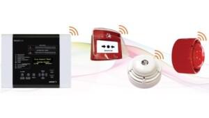 Draadloos platform brandbeveiliging SmartCell bij Lobeco Fire + Security