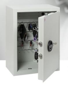 Nieuwe Sistec SK sleutelkluis bij Nauta Security Storage