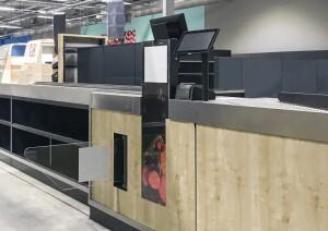 Geïntegreerde kassa-oplossing Nedap voor supermarkten