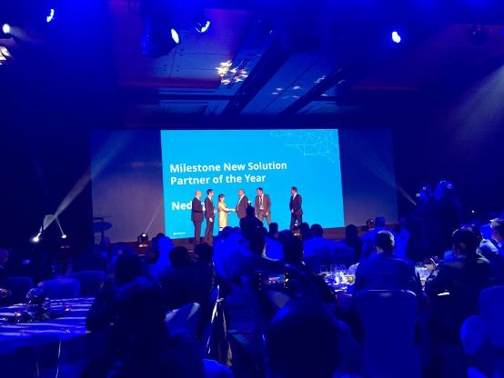 Nedap_Milestone AwardLR