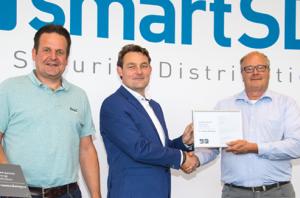 SmartSD Certified Partner van Nedap