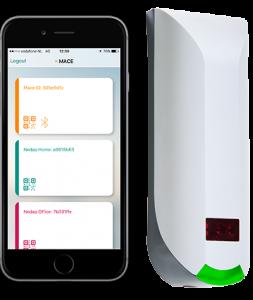 Nedap introduceert MACE tijdens IFSEC: persoonsidentificatie door gebruik smartphone als virtuele toegangspas