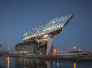 Havenbedrijf Antwerpen breidt toegangscontrole Nedap uit naar nieuw Havenhuis