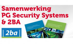 Samenwerking PG Security Systems en 2BA