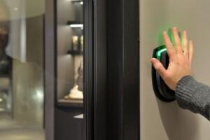 Integratie biometrische toegangscontrole Palm-ID Recogtech met Nedap AEOS