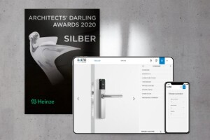 Architects Darling Award voor online configurator Mylock van SALTO Systems