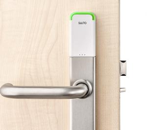 SALTO Systems toont toegangscontrole zonder sleutels op Vakbeurs Facilitair 2017