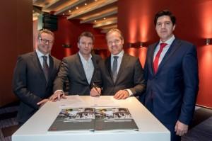 Samenwerking MECC Maastricht en Securitas verlengd