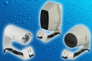 FireRay verwarming houdt optische beamdetectiesystemen condensvrij