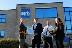 SERIS implementeert succesvol ISO 9001:2015