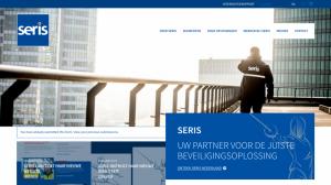 Nieuwe website en huisstijl SERIS