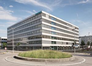 Nieuw hoofdkantoor Siemens Building Technologies in Zwitserland