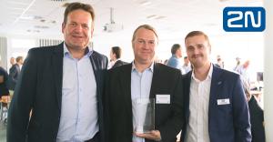 SmartSD wint de 2N 'Distributor of the year 2018′ award