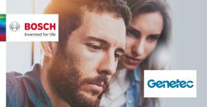 Geïntegreerde beveiliging van Bosch en Genetec bij SmartSD