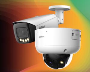 Full-color 2.0 camera's van Dahua bij SmartSD