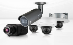 Nieuwe AI camera's Hanwha Techwin in Wisenet P-reeks