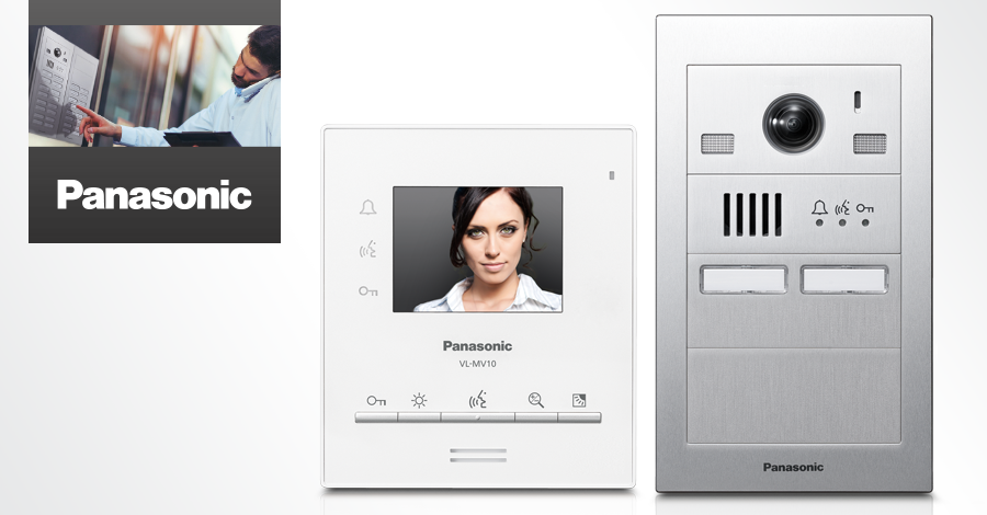 SmartSD_Panasonic-intercom