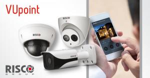 Nieuwe VUpoint camera's van RISCO bij SmartSD