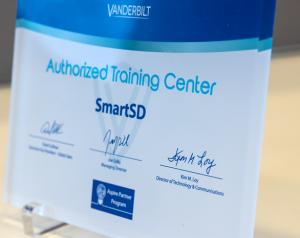 SmartSD 'Authorized Vanderbilt Training Center'