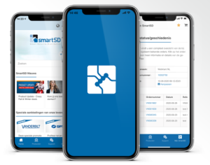 SmartSD introduceert SmartSD App