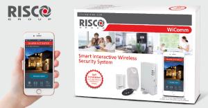 WiComm beveiligingssysteem van RISCO bij SmartSD