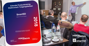 VEBON-NOVB erkent trainingen voor toegangscontrole van SmartSD