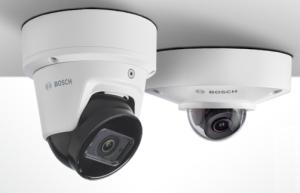 Intelligente 3000i buitencamera's van Bosch bij SmartSD