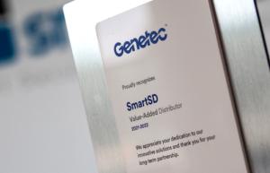 SmartSD Value-Added Distributor van Genetec