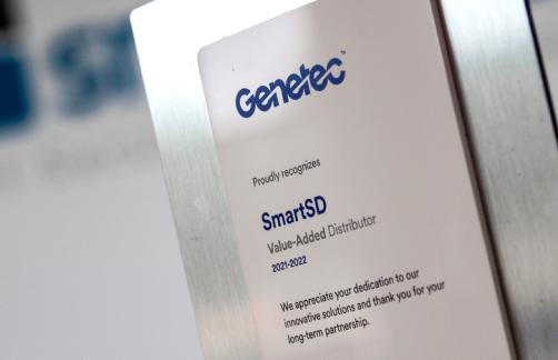 Smartsd_Genetec value-added-distributor