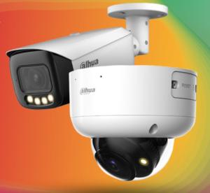 Nieuwe WizMind Full-color 2.0 camera's Dahua