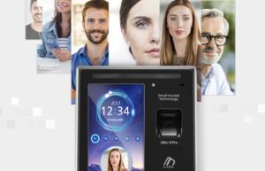 Nieuwe biometrische terminals van Virdi bij SmartSD