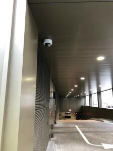 Sony 4K-camera's 'intelligente ogen' van EDGE in Amsterdam