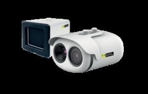 TKH Security introduceert TKH Fusion camera's voor nauwkeurig meten lichaamstemperatuur