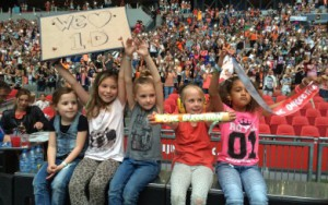 TSC beveiligt 'Where We Are Tour' One Direction in de Amsterdam ArenA